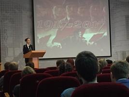 Научно-практическая конференция студентов