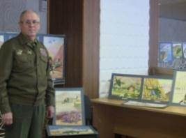 Выставка художника Мамичева Владислава Георгиевича