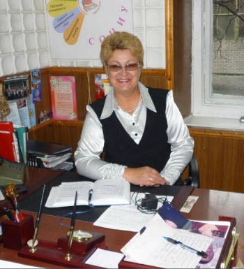 Кирилюк Е.В. - зам. директора по воспитательной работе