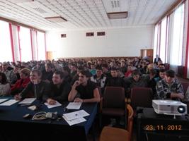 Конкурс художественной самодеятельности 2012