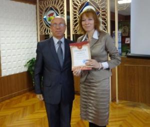 Гонская Нина Николаевна - преподаватель химии ГБПОУ РО