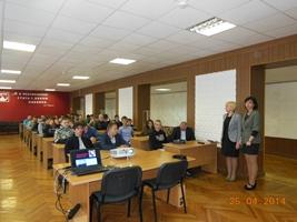 Апрель - май - мероприятия на тему присоединения Республики Крым и города Севастополя к России
