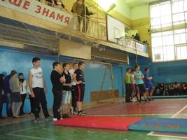 18 и 19 февраля - военно-спортивные соревнования «А ну-ка, парни!»