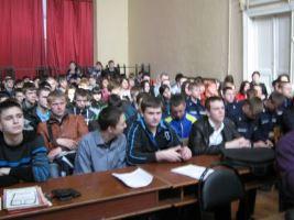 Апрель 2014 года - студенческая конференция ССУЗ г. Таганрога,  посвященная 100-летию Первой мировой войны